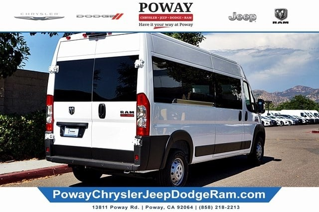 2019 ProMaster 2500 High Roof FWD,  Empty Cargo Van #C17145 - photo 9
