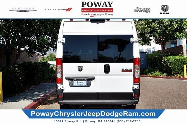 2019 ProMaster 2500 High Roof FWD,  Empty Cargo Van #C17145 - photo 10