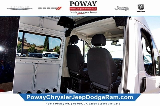 2019 ProMaster 2500 High Roof FWD,  Empty Cargo Van #C17145 - photo 17