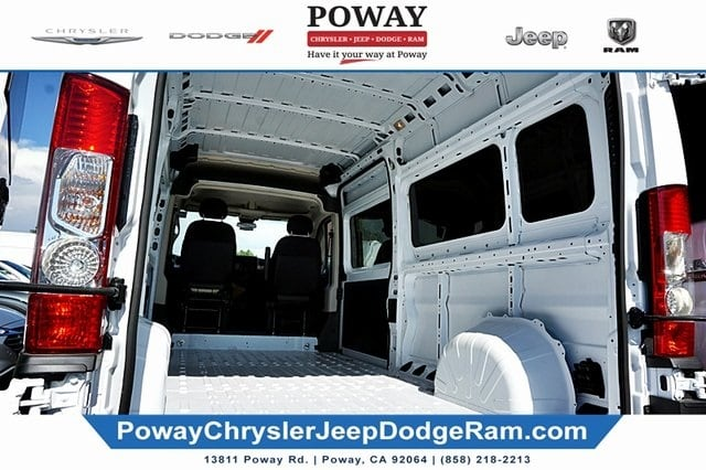 2019 ProMaster 2500 High Roof FWD,  Empty Cargo Van #C17145 - photo 21