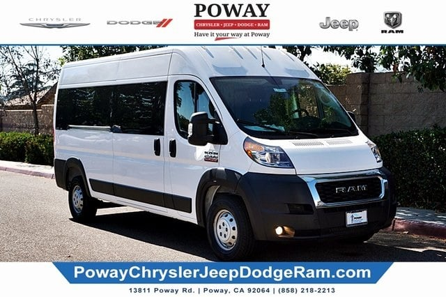 2019 ProMaster 2500 High Roof FWD,  Empty Cargo Van #C17145 - photo 5