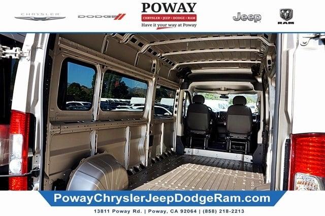 2019 ProMaster 2500 High Roof FWD, Empty Cargo Van #C17150 - photo 1