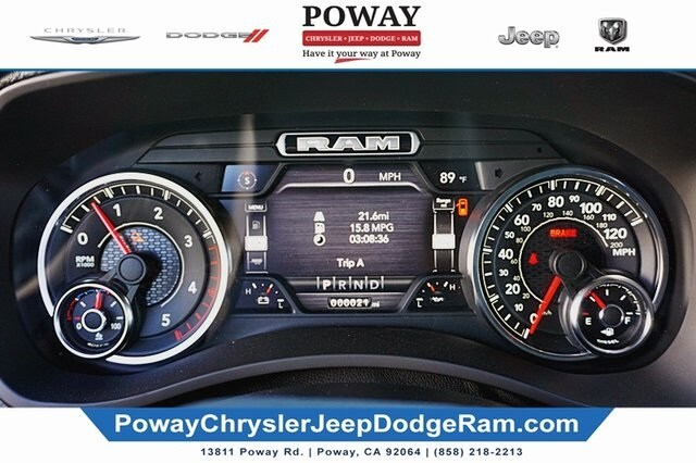 2019 Ram 2500 Mega Cab 4x4,  Pickup #C17221 - photo 35