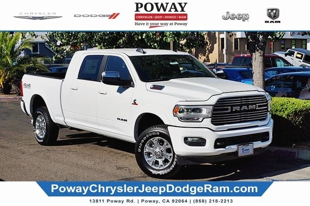2019 Ram 2500 Mega Cab 4x4,  Pickup #C17221 - photo 3