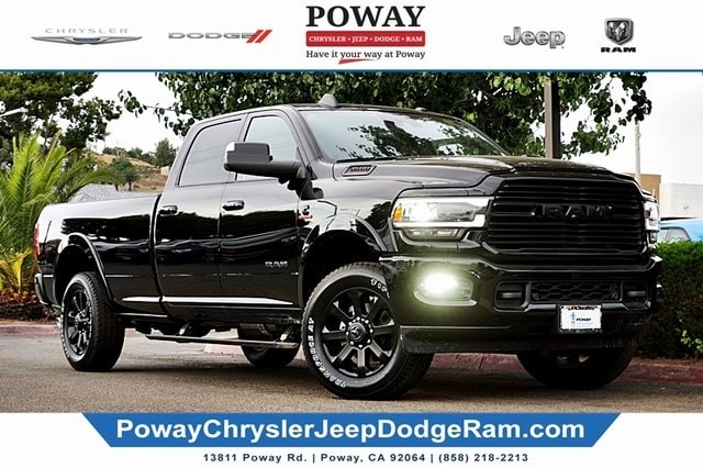 2019 Ram 3500 Crew Cab 4x4,  Pickup #C17228 - photo 1