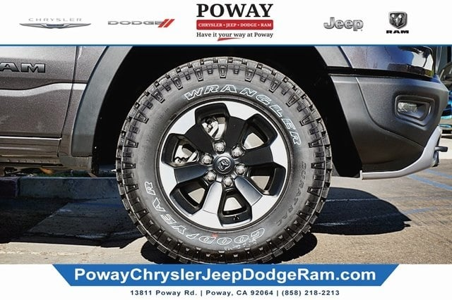 2019 Ram 1500 Crew Cab 4x4,  Pickup #C17242 - photo 8