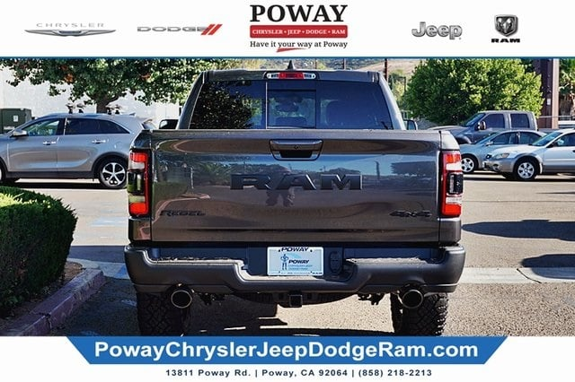 2019 Ram 1500 Crew Cab 4x4,  Pickup #C17242 - photo 9