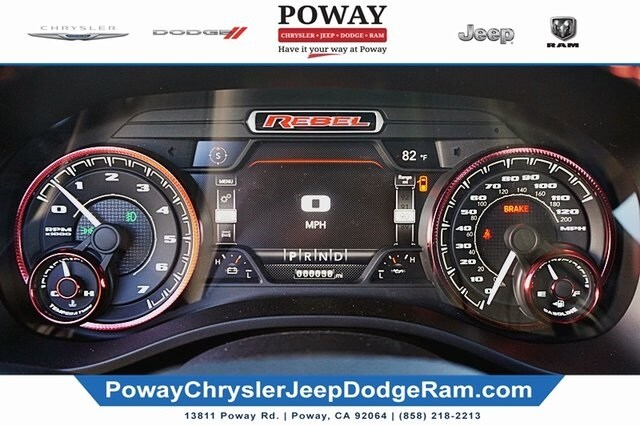 2019 Ram 1500 Crew Cab 4x4,  Pickup #C17242 - photo 34