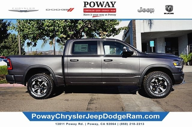 2019 Ram 1500 Crew Cab 4x4,  Pickup #C17242 - photo 7
