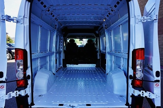 2019 ProMaster 2500 High Roof FWD, Empty Cargo Van #C17292 - photo 1