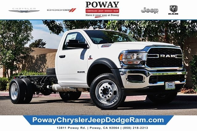 2019 Ram 5500 Regular Cab DRW 4x2, Cab Chassis #C17303 - photo 1