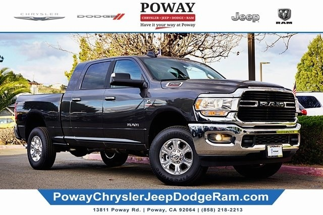 2019 Ram 2500 Mega Cab 4x4, Pickup #C17308 - photo 1