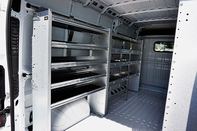 2019 ProMaster 2500 High Roof FWD,  Ranger Design Upfitted Cargo Van #C17311 - photo 21
