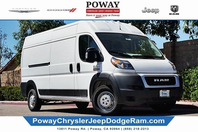 2019 ProMaster 2500 High Roof FWD,  Ranger Design Upfitted Cargo Van #C17311 - photo 1