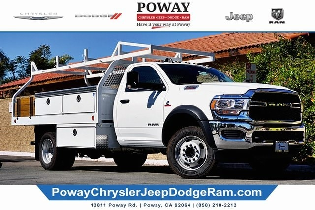 2019 Ram 5500 Regular Cab DRW 4x2, Royal Contractor Body #C17354 - photo 1