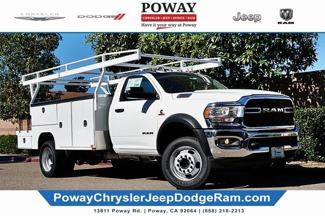 2019 Ram 5500 Regular Cab DRW 4x2, Harbor Combo Body #C17379 - photo 1