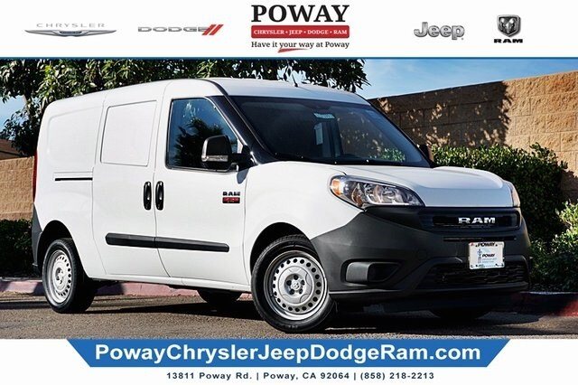 2020 ProMaster City FWD, Empty Cargo Van #C17390 - photo 1
