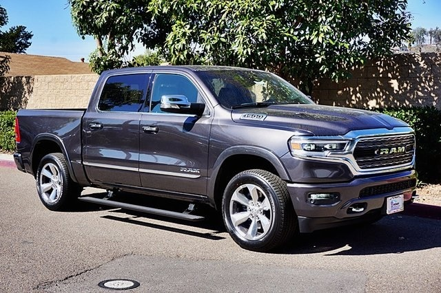 2020 Ram 1500 Crew Cab 4x4, Pickup #C17475 - photo 6