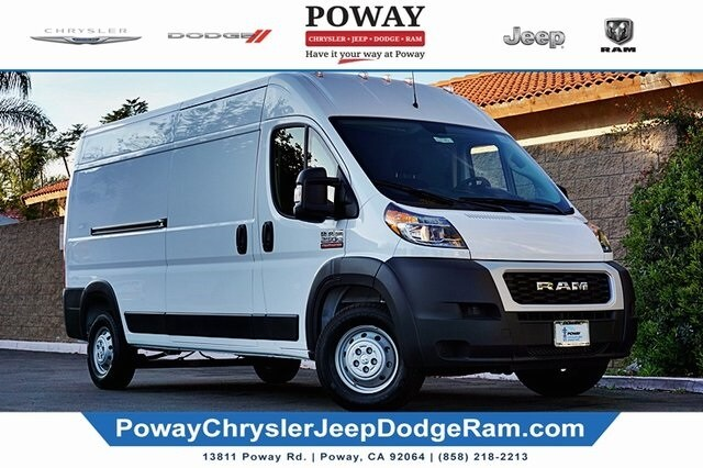 2020 ProMaster 2500 High Roof FWD, Empty Cargo Van #C17481 - photo 1