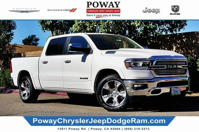2020 Ram 1500 Crew Cab 4x2, Pickup #C17517 - photo 1