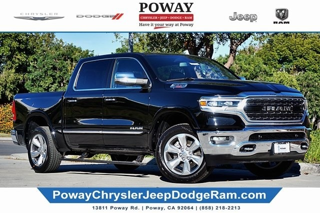 2020 Ram 1500 Crew Cab 4x2, Pickup #C17530 - photo 1