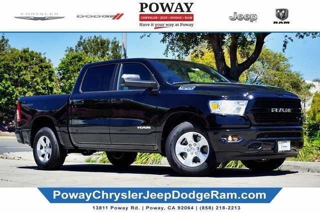 2020 Ram 1500 Crew Cab 4x2, Pickup #C17561 - photo 1