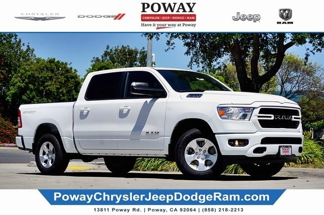 2020 Ram 1500 Crew Cab 4x2, Pickup #C17565 - photo 1