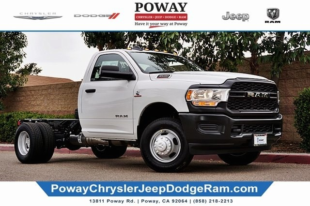 2020 Ram 3500 Regular Cab DRW 4x4, Cab Chassis #C17568 - photo 1