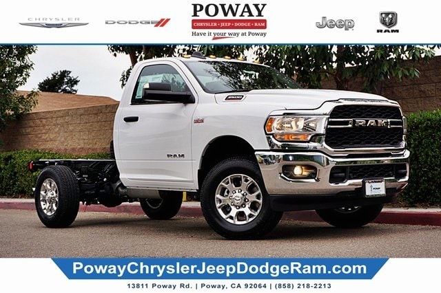 2020 Ram 3500 Regular Cab 4x2, Cab Chassis #C17659 - photo 1