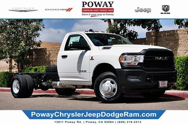 2020 Ram 3500 Regular Cab DRW 4x2, Cab Chassis #C17693 - photo 1