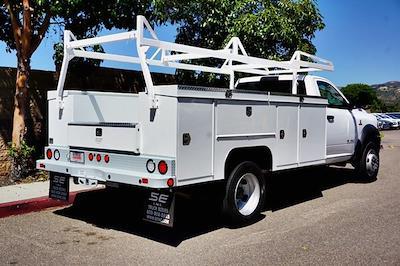 2020 Ram 5500 Regular Cab DRW 4x2, Scelzi Signature Service Body #C17717 - photo 2