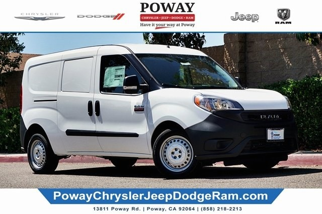 2020 Ram ProMaster City FWD, Empty Cargo Van #C17718 - photo 1