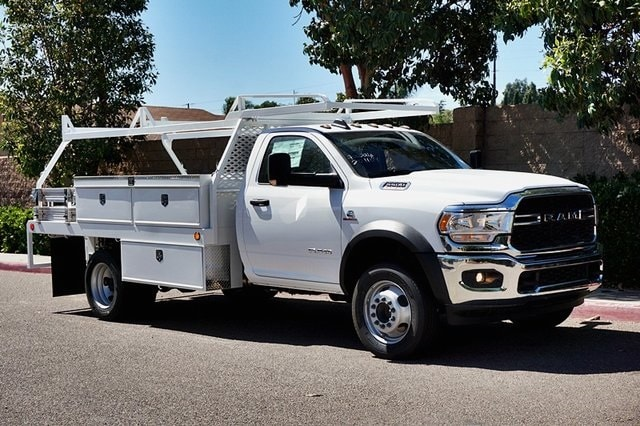 2020 Ram 5500 Regular Cab DRW 4x2, Scelzi CTFB Contractor Body #C17721 - photo 6