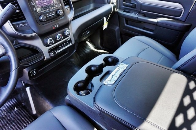 2020 Ram 5500 Regular Cab DRW 4x2, Scelzi CTFB Contractor Body #C17721 - photo 28