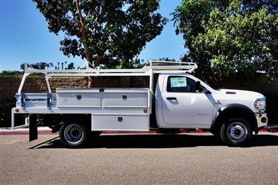 2020 Ram 5500 Regular Cab DRW 4x2, Scelzi CTFB Contractor Body #C17721 - photo 7