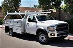 2020 Ram 5500 Regular Cab DRW 4x2, Scelzi CTFB Contractor Body #C17721 - photo 3