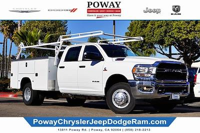 2020 Ram 3500 Crew Cab DRW 4x2, Knapheide Steel Service Body #C17723 - photo 1