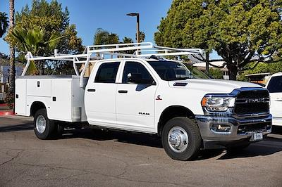 2020 Ram 3500 Crew Cab DRW 4x2, Knapheide Steel Service Body #C17723 - photo 11