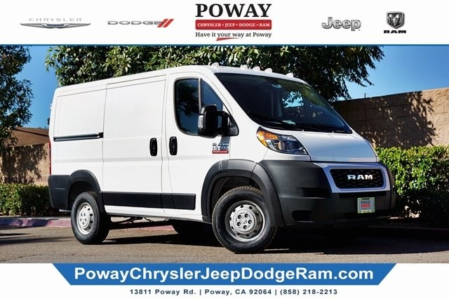 2020 Ram ProMaster 1500 Standard Roof FWD, Empty Cargo Van #C17771 - photo 1