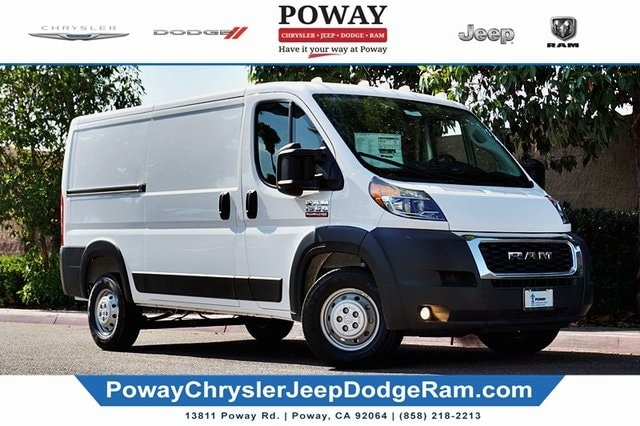 2020 Ram ProMaster 1500 Standard Roof FWD, Empty Cargo Van #C17774 - photo 1