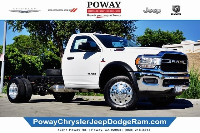 2020 Ram 5500 Regular Cab DRW 4x2, Cab Chassis #C17784 - photo 1