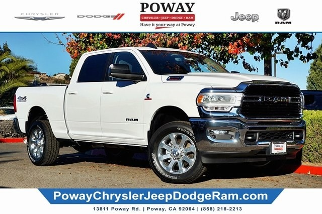 2020 Ram 2500 Crew Cab 4x4, Pickup #C17814 - photo 1