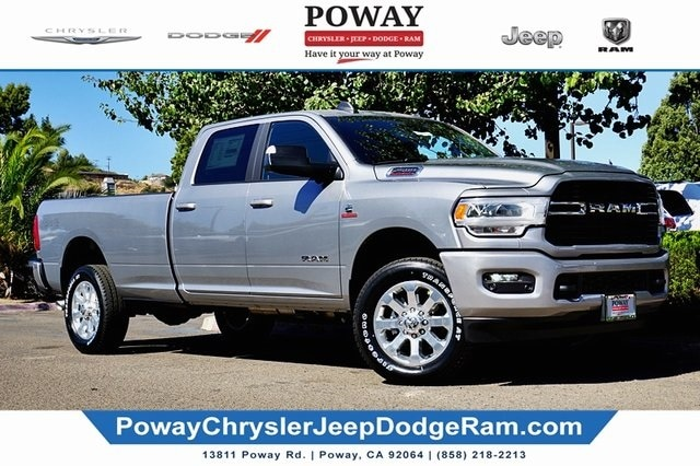 2020 Ram 2500 Crew Cab 4x4, Pickup #C17822 - photo 1