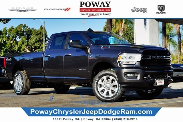2020 Ram 2500 Crew Cab 4x4, Pickup #C17823 - photo 1