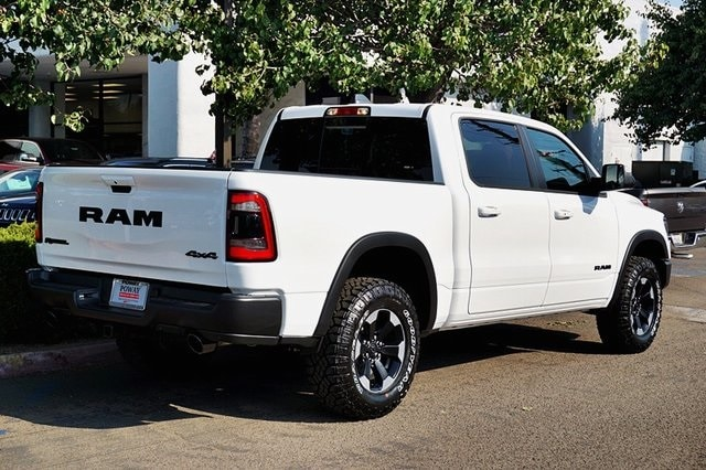 2020 Ram 1500 Crew Cab 4x4, Pickup #C17854 - photo 2