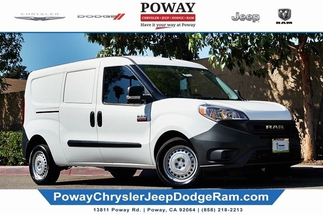 2020 Ram ProMaster City FWD, Empty Cargo Van #C17858 - photo 1