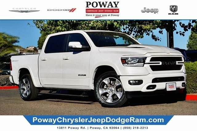 2021 Ram 1500 Crew Cab 4x4, Pickup #C18013 - photo 1