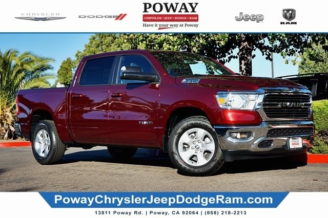 2021 Ram 1500 Crew Cab 4x2, Pickup #C18024 - photo 1