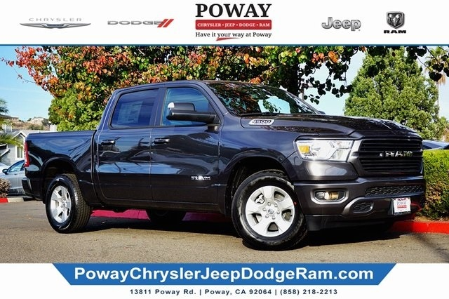 2021 Ram 1500 Crew Cab 4x2, Pickup #C18043 - photo 1