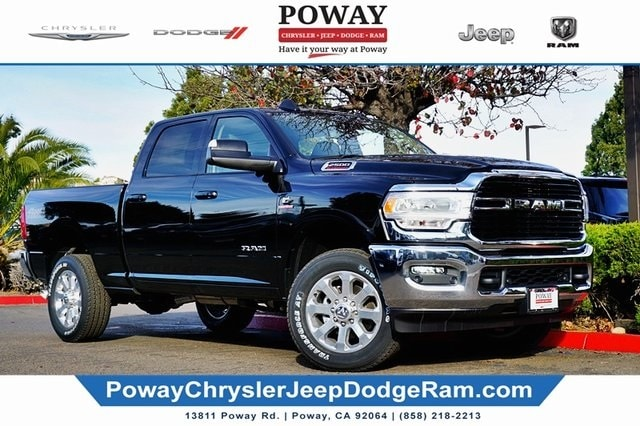 2020 Ram 2500 Crew Cab 4x4, Pickup #C18054 - photo 1